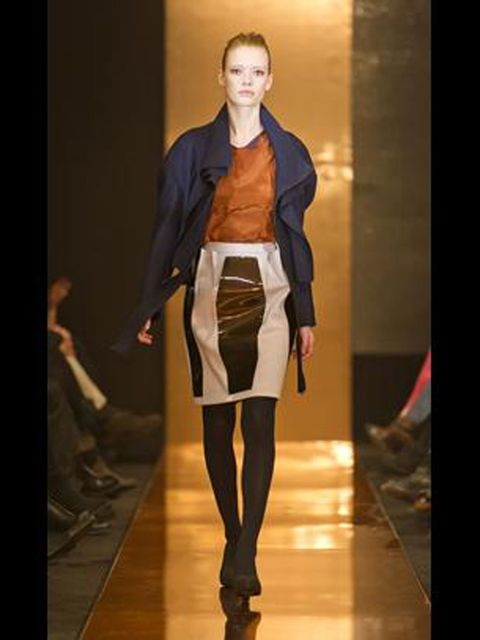 <p>A look from H&M Design Award winner Stine Riis's Stockholm MBFW show.</p>