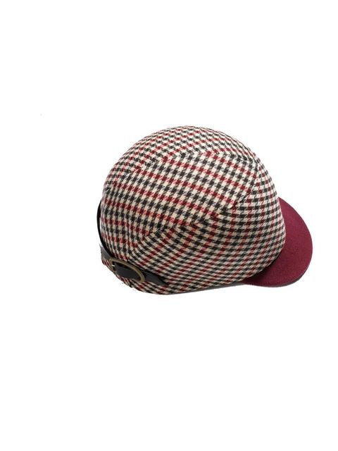 <p>Tommy Hilfiger wool and leather hat</p><p>£145. For stockists call 0207 479 7550</p>