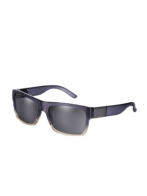 <p>Purple gradient sunglasses, £160, by Burberry (0207 806 1303)</p>