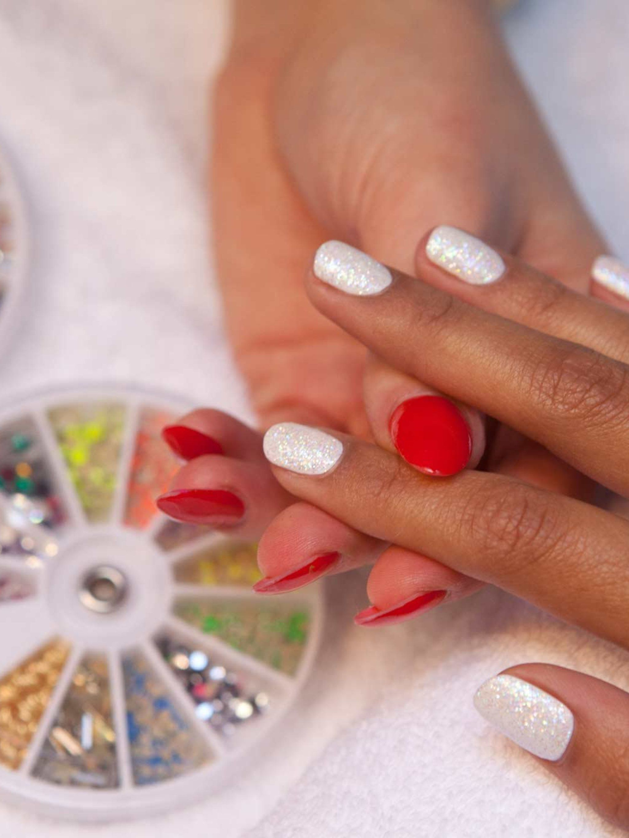 Jessie J\'s Nails: The Ice Queen