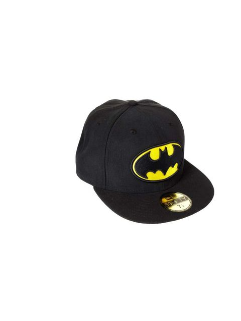 "<p>Picture Assistant Jamie Spence will be our favourite caped crusader this year... providing he can find a Robin in time.</p><p>New Era cap, £25 at <a href=""http://www.asos.com/New-Era/New-Era-59Fifty-Batman-Cap/Prod/pgeproduct.aspx?iid=2956856&cid=6517&"
