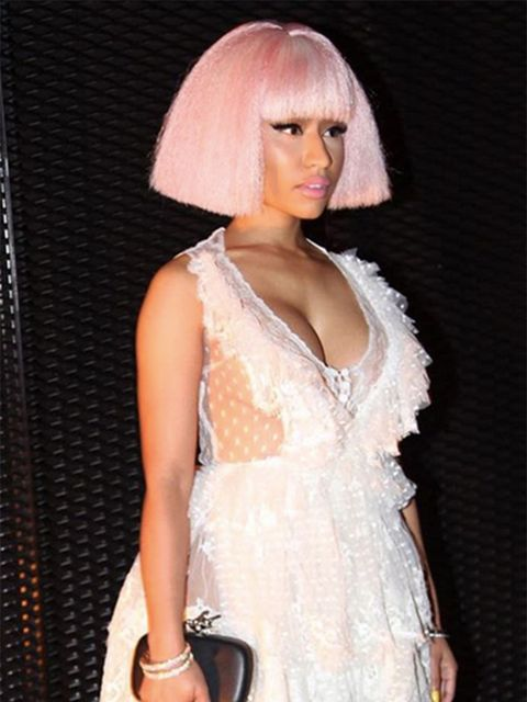 Nicki Minaj: ?? I believe in the power of ??