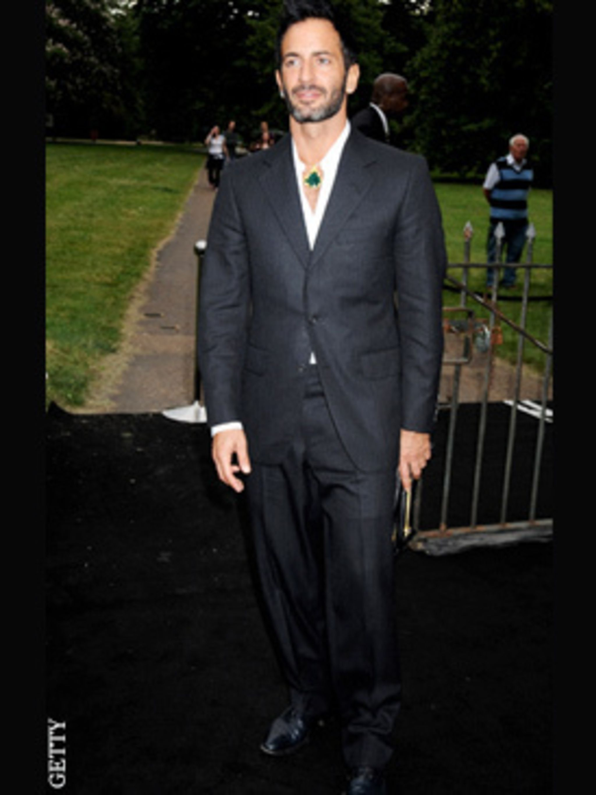 <p>Louis Vuitton's creative director, Marc Jacobs</p>