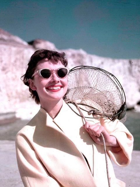 <p>Audrey Hepburn: Audrey Kathleen Ruston</p>