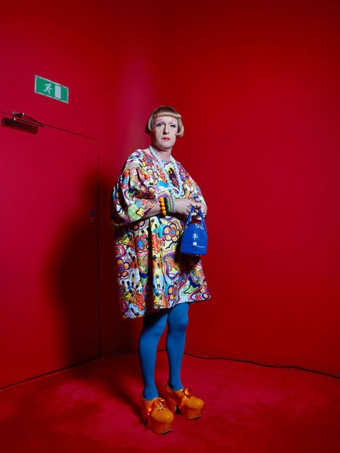 <p><strong>EXHIBITION: Grayson Perry – Who Are You?</strong></p>  <p>Perhaps better known for his colourful alter ego Claire, Turner-prize winner, national treasure and ceramic maverick Grayson Perry asks <em>Who Are You?</em> in his latest exhibiti