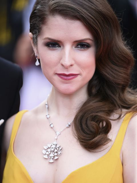 <p>Anna Kendrick attends The 69th Annual Cannes Film Festival</p>