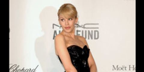<p>Kylie at the Cannes Film Festival in her Tributes</p>