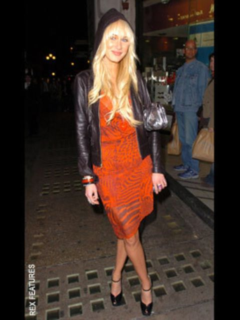 <p>Kimberly Stewart brings a bit of rock chic to YSL</p>