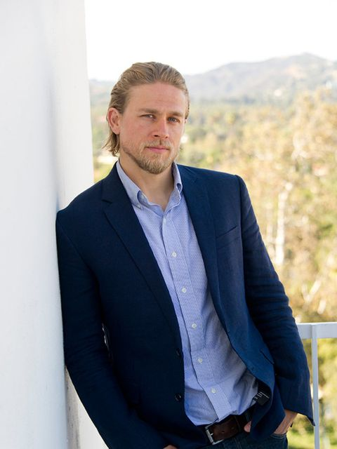 "<p><strong>Charlie Hunnam, 34</strong><br /> <span style=""font-size:13px; line-height:1.6"">aka Nearly Mr </span><em style=""font-size:13px; line-height:1.6"">Fifty Shades</em></p>  <p>You may recognise his name from American TV series <em>Sons of Anarchy</e"