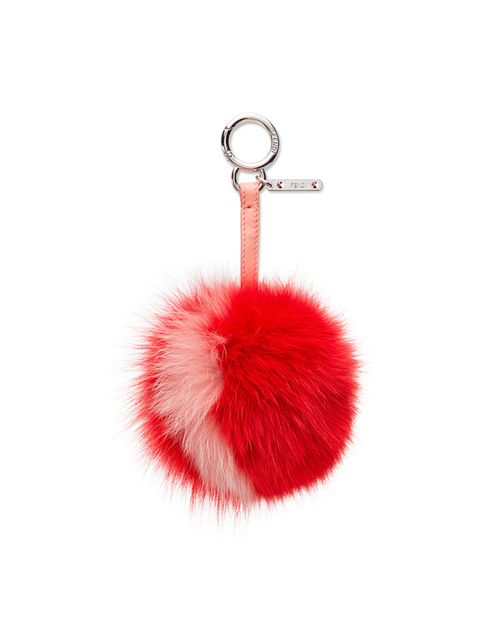 "<p>Fendi pom pom, £325 available at <a href=""http://store-en.fendi.com/107794-fendi-london-new-bond-street"" target=""_blank"">New Bond Street Store.</a></p>"