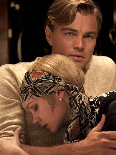 <p>Get away from her Gatsby, she's trouble!</p>