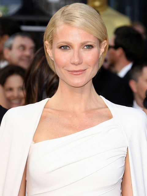 <p>Gwyneth Paltrow in Tom Ford at the 2012 Oscars</p>
