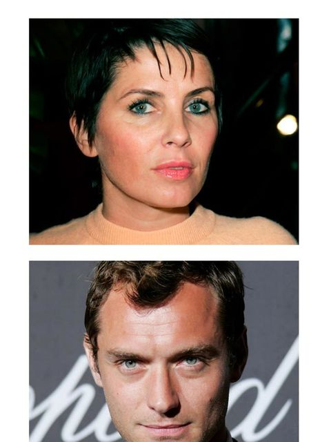 Parents: Sadie Frost & Jude Law