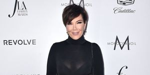 Kris Jenner at the LA Fashion Awards in California, March 2016.