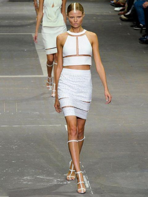 """<p>Alexander Wang Spring Summer 13, <a href=""""http://www.elleuk.com/catwalk/designer-a-z/alexander-wang/spring-summer-2013"""">Look 36</a>.</p>"""