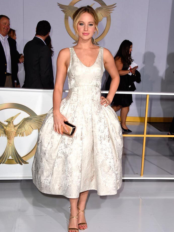 Jennifer Lawrence Dresses 2015