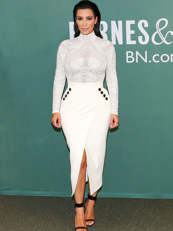 Kim Kardashian\'s style file
