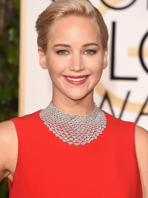 "<p>Jennifer Lawrence, n<span style=""line-height:1.6"">ominated for Best actress in Joy</span></p>"