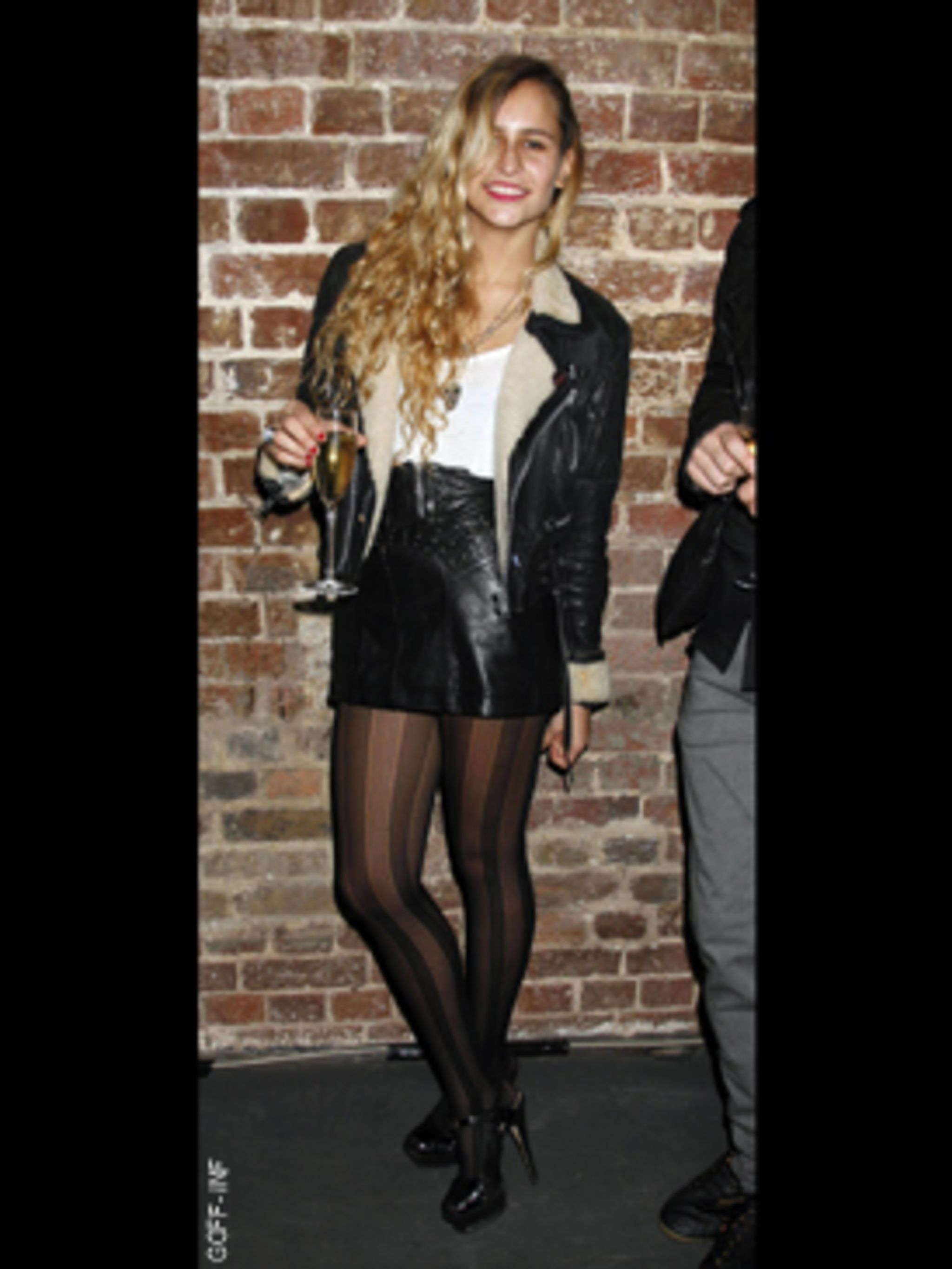 <p>Daughter of Brazillian model Andrea Dellal, Alice is famous for her edgy rebellious looks - in particular her half shaved head. She'a already been shot by Mario Testino for French Vogue and is said to be dating Pierre Casiraghi of Monaco. She's the new