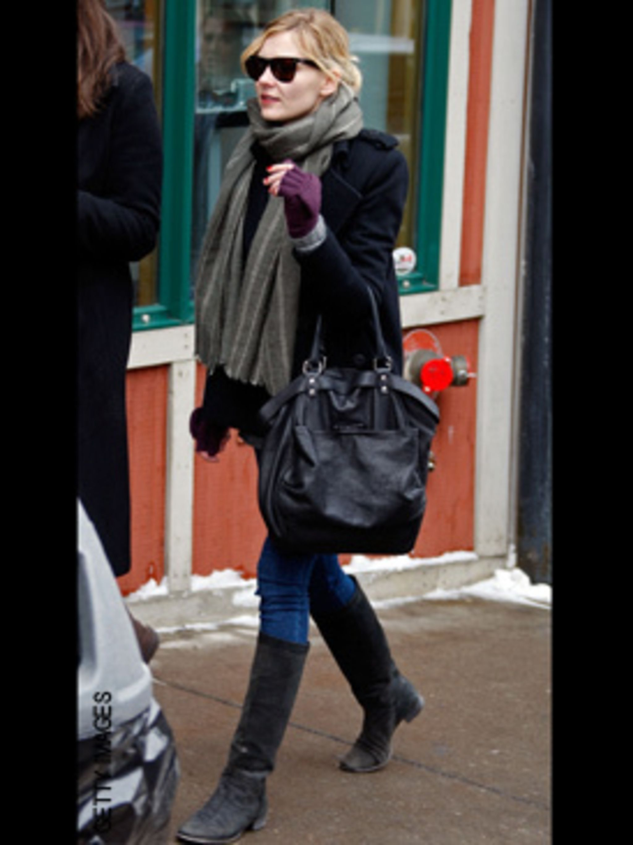 <p>Love those boots Kirsten!</p>