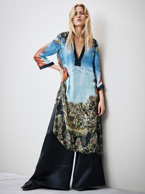 <p>Dress, £119.99</p>