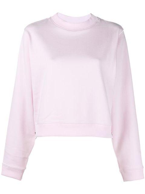 "<p><a href=""http://www.brownsfashion.com/product/011122850003/107/cotton-jersey-bird-sweatshirt"" target=""_blank"">£140, Acne Studios</a></p>"