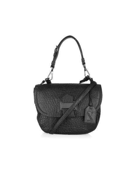 "<p>Reed Krakoff shoulder bag, £785, at <a href=""http://www.net-a-porter.com/product/167366"">Net-a-Porter</a></p>"