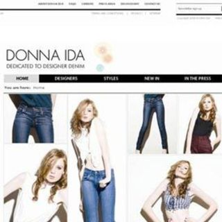 Exclusive  Donna Ida denim boutique launches online e707ce0a1c6c