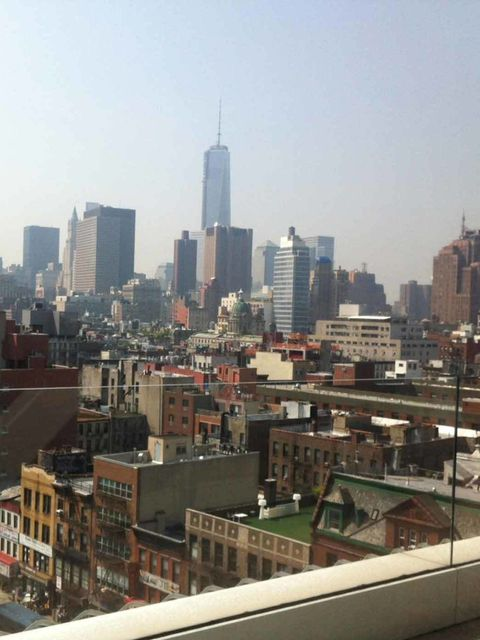 <p>New York Fashion Week was a blur of shows but I did manage to find time to hunt out some good restaurants (a gal's gotta eat) as well as some more of the city's hidden gems.</p><p>What inspired me to go exploring? Marc Jacobs. The New York resident has