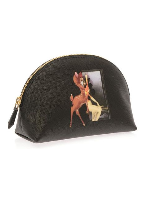 "<p>First things first, if your make-up bag is looking a little worse for wear treat yourself to a new one in which you can store your shiny new buys.</p>  <p>ELLE loves Givenchy's Bambi-print make-up bag, £230 at <a href=""http://www.matchesfashion.com/pro"