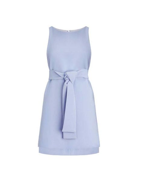 "<p><a href=""http://www.whistles.com/women/clothing/tops/suzu-wrap-top.html?dwvar_suzu-wrap-top_color=Lilac#start=1"">Whistles</a> violet dress, £175</p>"