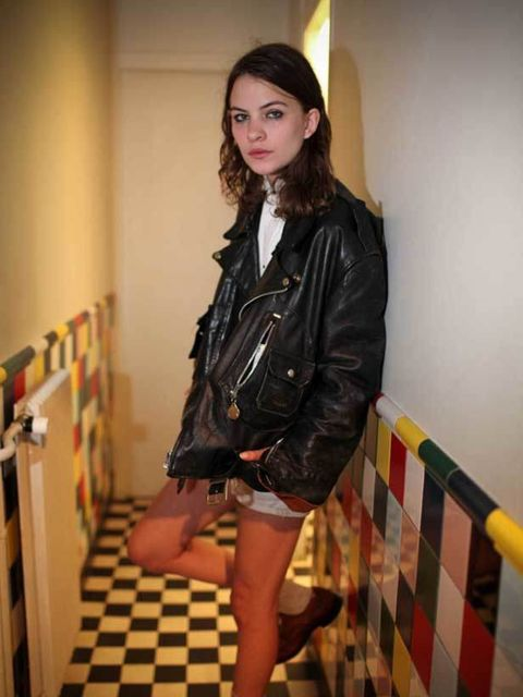 """<p>Coco Sumner performs at <a href=""""http://www.elleuk.com/style/street-style/the-way-you-wear-it-glastonbury"""">Glastonbury</a>. June 2010.</p>"""