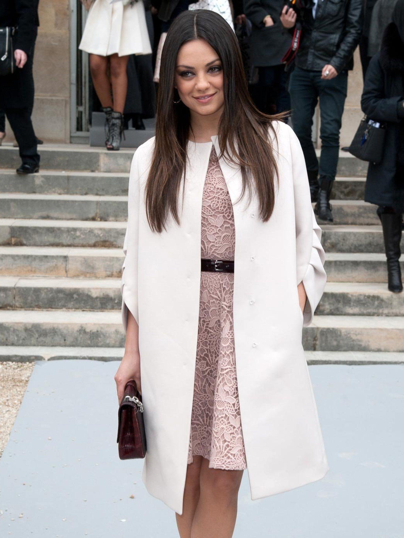 Mila Kunis Best Fashion Style Moments