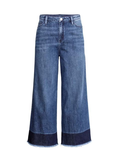 """<p>Fashion Assistant Charlie Gowans-Eglinton is getting a head-start on this season's denim trend.</p><p><a href=""""http://www.hm.com/gb/product/88066?article=88066-A#article=88066-A"""" target=""""_blank"""">H&M</a> jeans, £39.99</p>"""