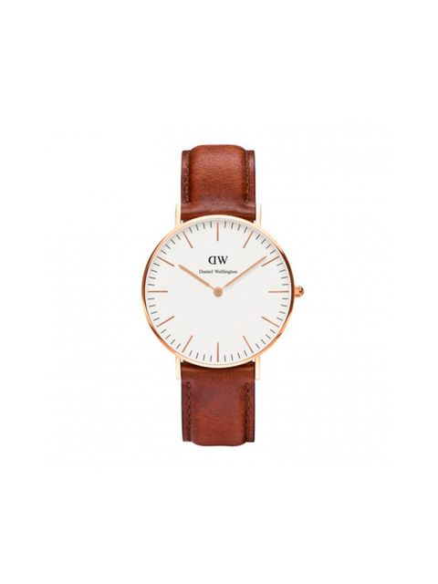 "<p><a href=""https://www.danielwellington.com/uk/classic-st-mawes-lady"" target=""_blank"">Daniel Wellington watch</a>, £159</p>"