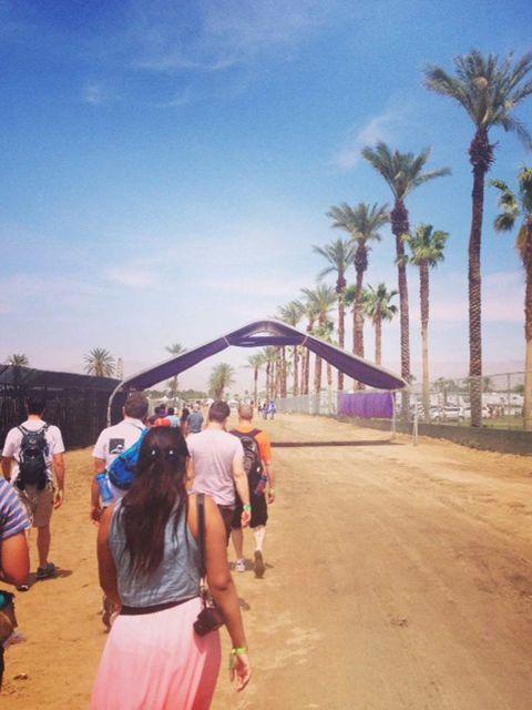 <p>Excitement builds as the Coachella 2013 festival gates draw near.</p>