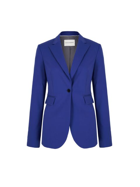 <p>Banana Republic tailored jacket, £110, for stockists call 0207 758 3550</p>