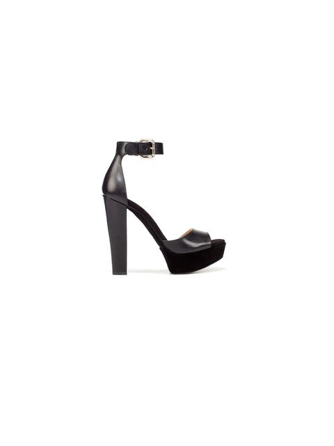 """<p><a href=""""http://www.zara.com/webapp/wcs/stores/servlet/product/uk/en/zara-W2011-r/163405/632955/PLATFORM%2BSANDAL"""">Zara</a> platform sandals, £59.99</p>"""