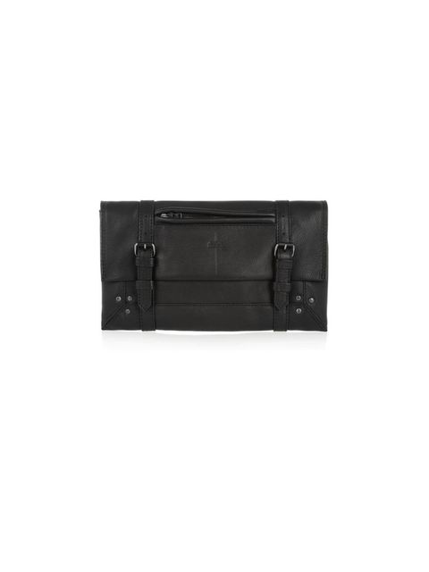 "<p>Jerome Dreyfuss 'Leon' leather clutch, £390, at Net-a-Porter</p><p><a href=""http://shopping.elleuk.com/browse?fts=jerome+dreyfuss"">BUY NOW</a></p>"