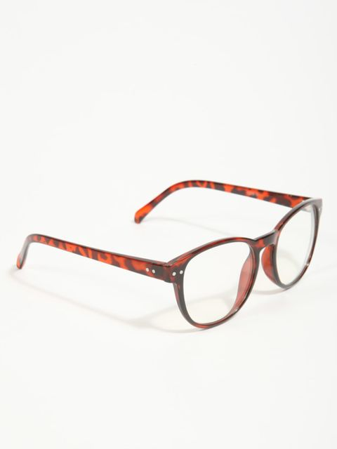 "<p>Tortoiseshell round glasses, £16, by <a href=""http://www.urbanoutfitters.co.uk/Double-Stud-Frame-Readers/invt/5758411051220&amp&#x3B;bklist=icat,5,shop,womens,womensaccessories,wsunglasses"">Urban Outfitters</a></p>"