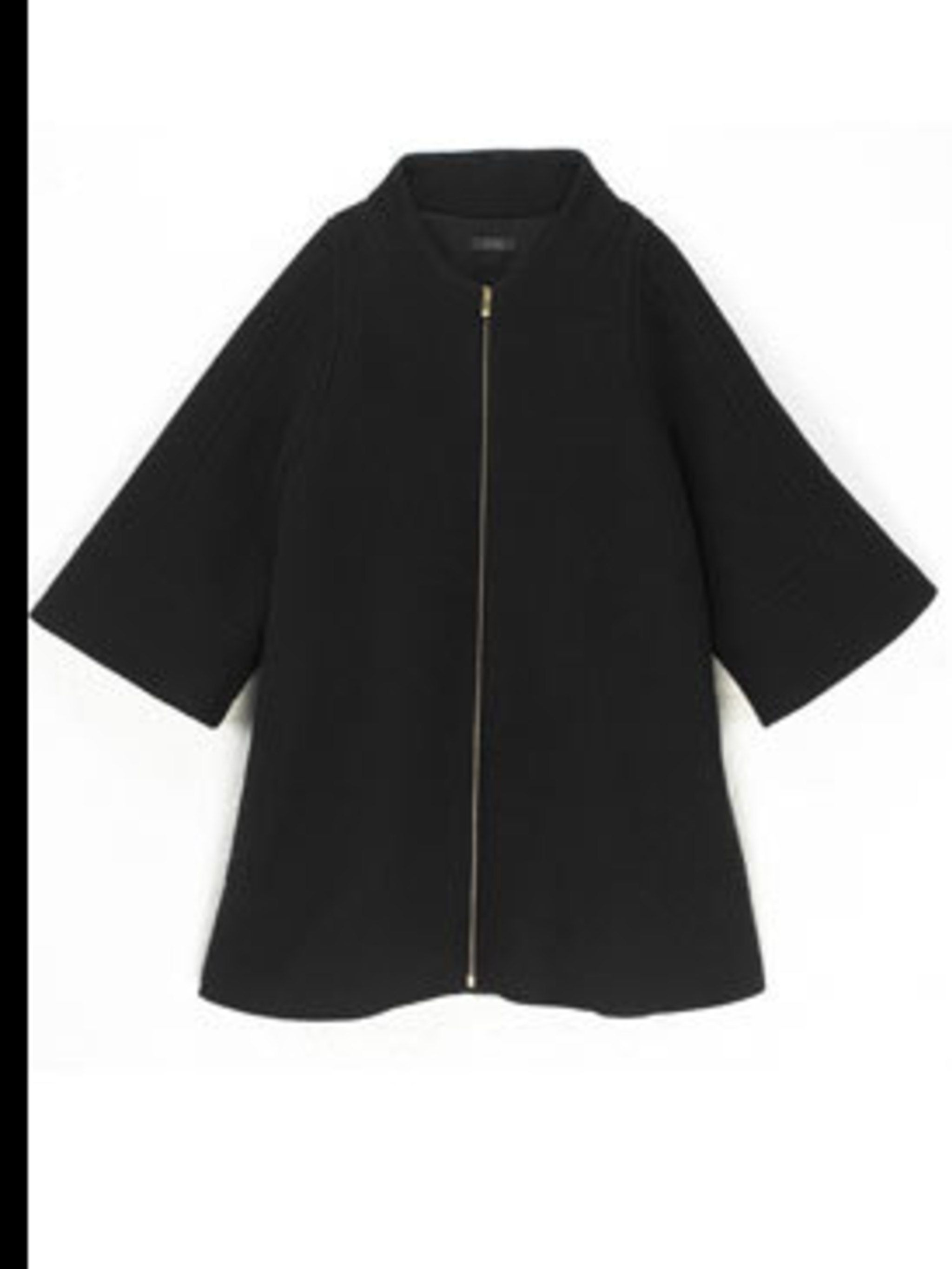 <p>The Coat, £129, by Cos (0207478 0400)</p>
