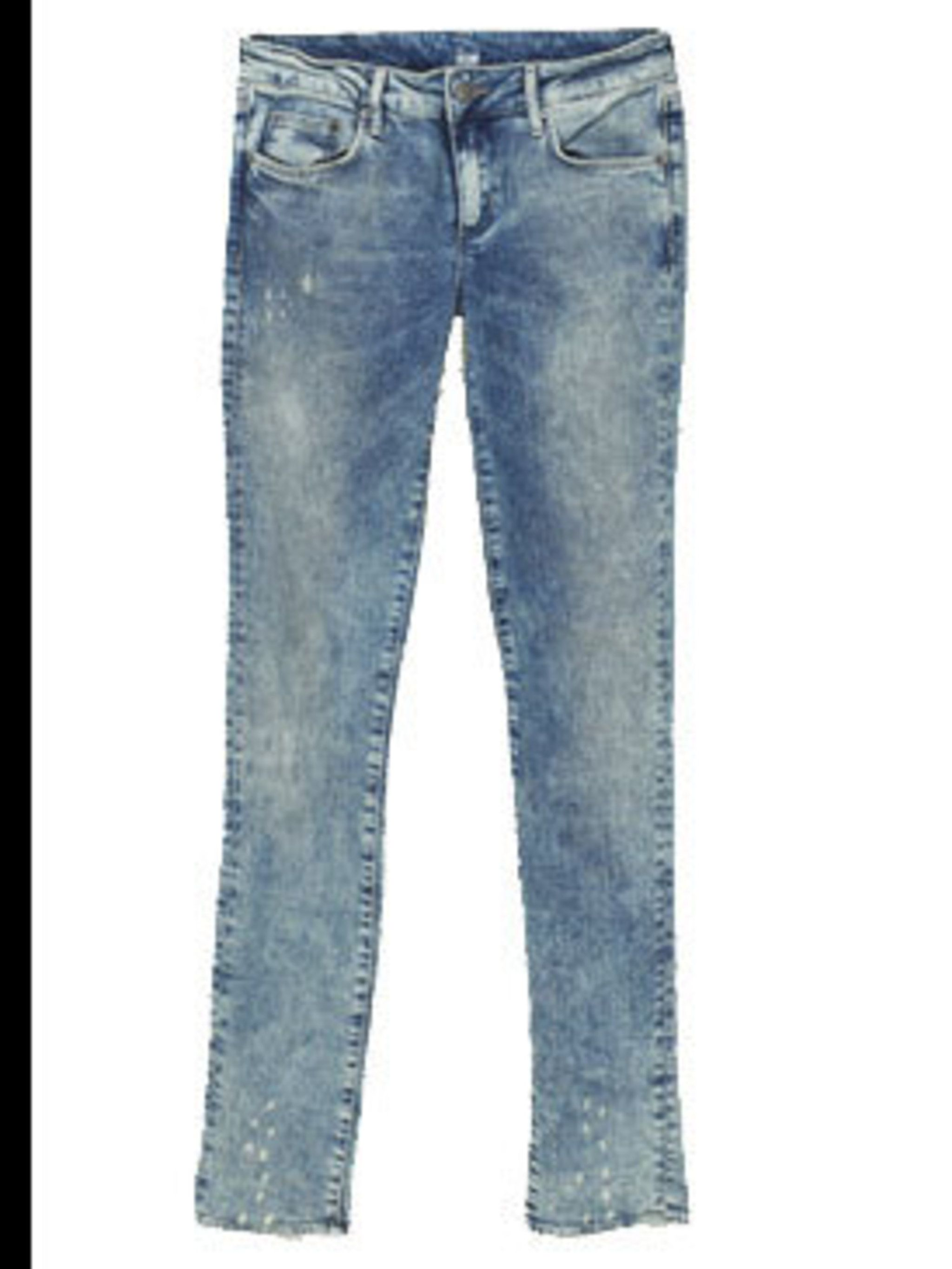 <p>The Jeans, £29.99, by H&M (0207 323 2211)</p>