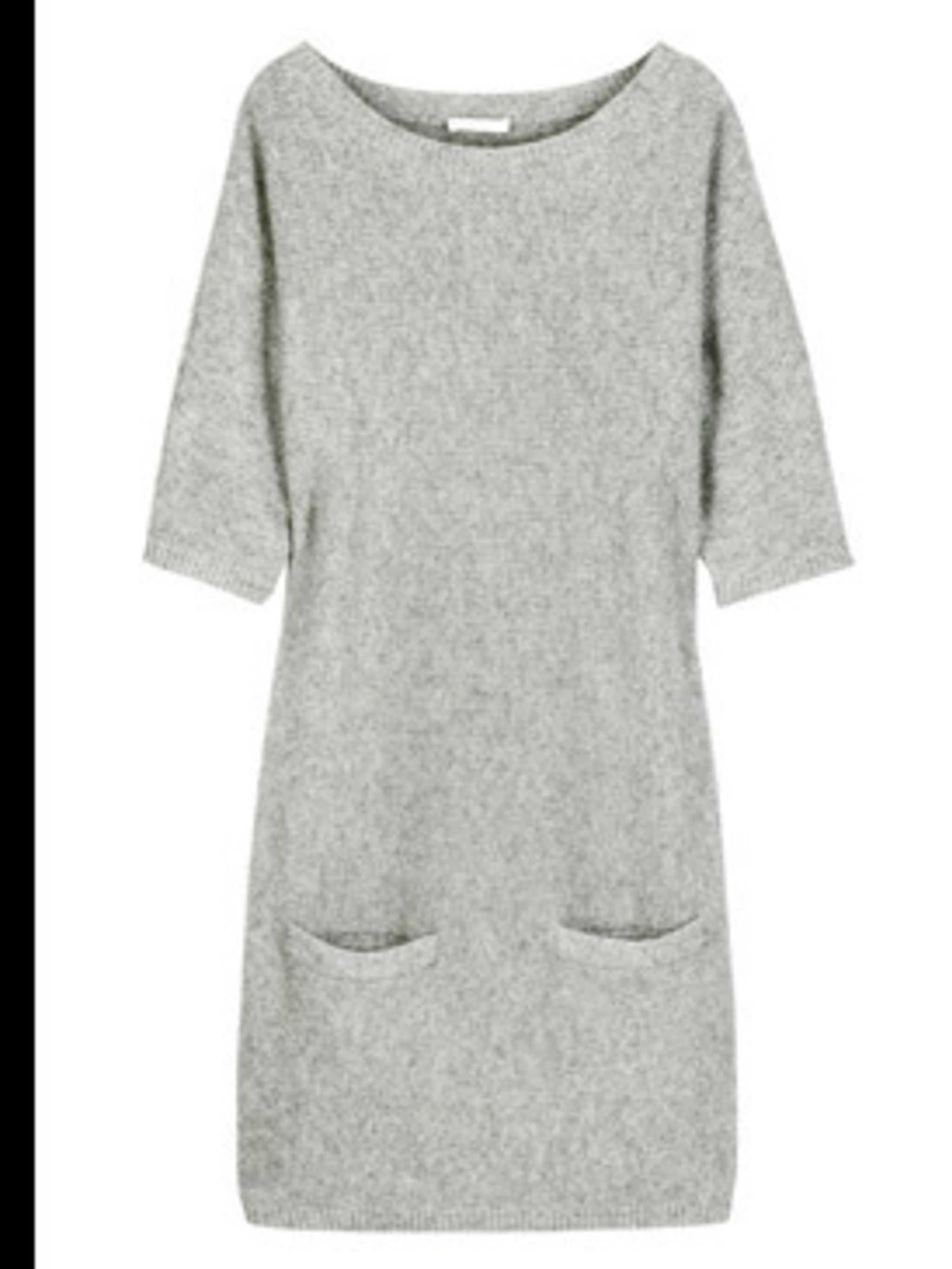 """<p>Cashmere shift dress £480 by Chloe, available at <a href=""""http://www.net-a-porter.com/product/46882"""">Net-A-Porter</a></p>"""