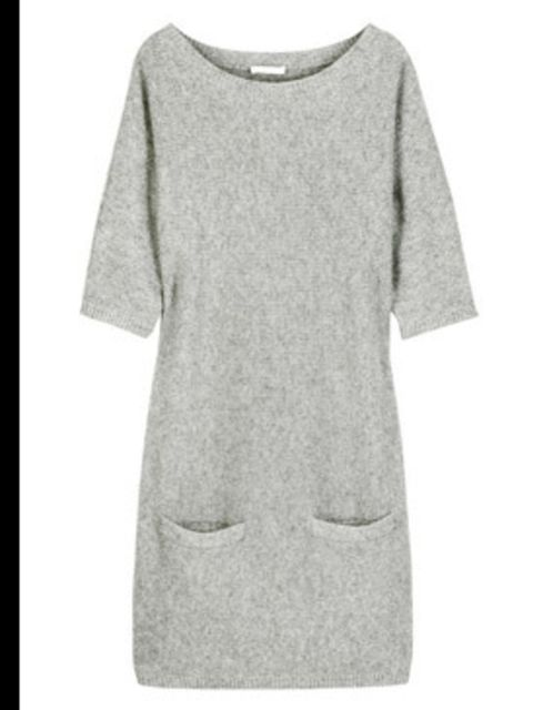 "<p>Cashmere shift dress £480 by Chloe, available at <a href=""http://www.net-a-porter.com/product/46882"">Net-A-Porter</a></p>"