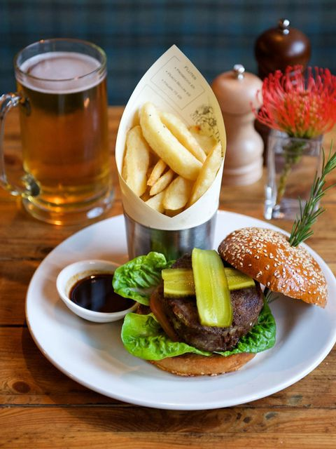 <p>FOOD AND DRINK: The City Barge, Chiswick</p><p>Refurbished but retaining many of the period features it has picked up throughout the centuries, the ultimate Thames-side pub is back.  </p><p>The views are simply delectable: the food lovingly crafted fro