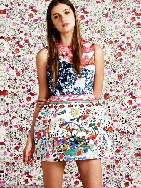 <p>Mary Katrantzou for Topshop.</p>