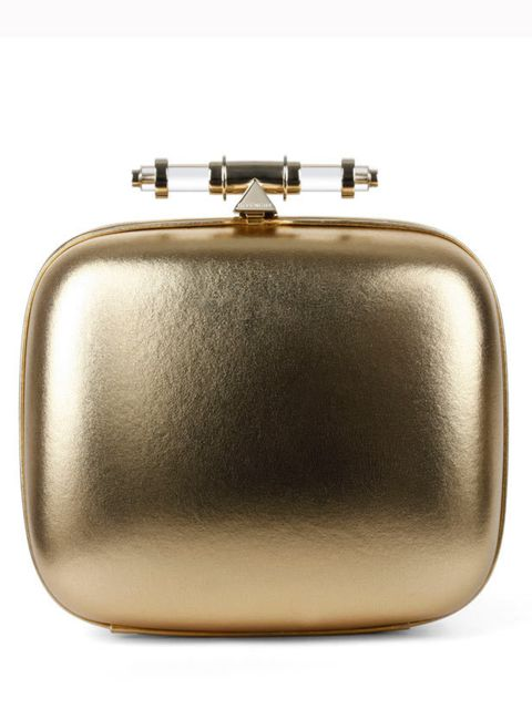 <p>Givenchy by Riccardo Tisci clutch, POA, for appointments call 0800 123 400 </p>