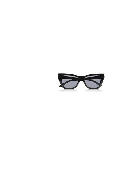 """<p>Le Specs' 'Rapture' shades will keep you in the fashion frame whatever the season, £35, at <a href=""""http://www.net-a-porter.com/product/416303"""">Net-a-Porter</a></p>"""