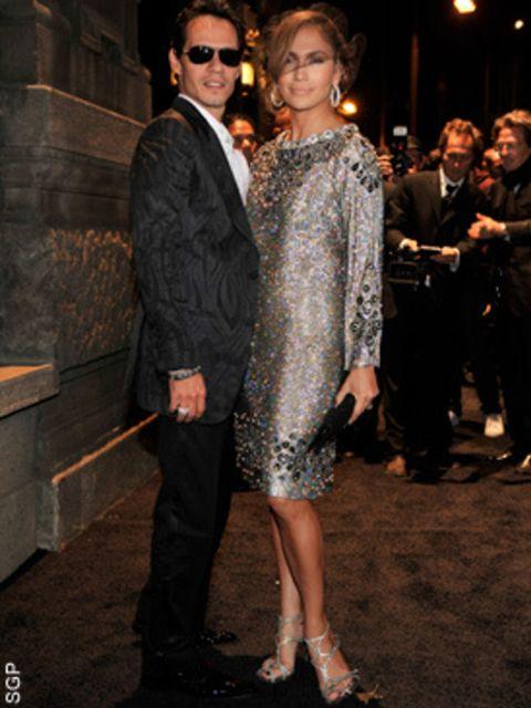 <p>Jennifer Lopez &amp; Marc Anthony</p>
