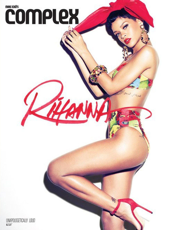 Rihanna Erotic